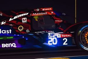 #2 Rebellion Williams Esport Oreca 07 LMP2: Gustavo Menezes, Bruno Senna, Petar Brljak, Dawid Mroczek