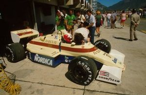 Marc Surer, Arrows A6, 7th
