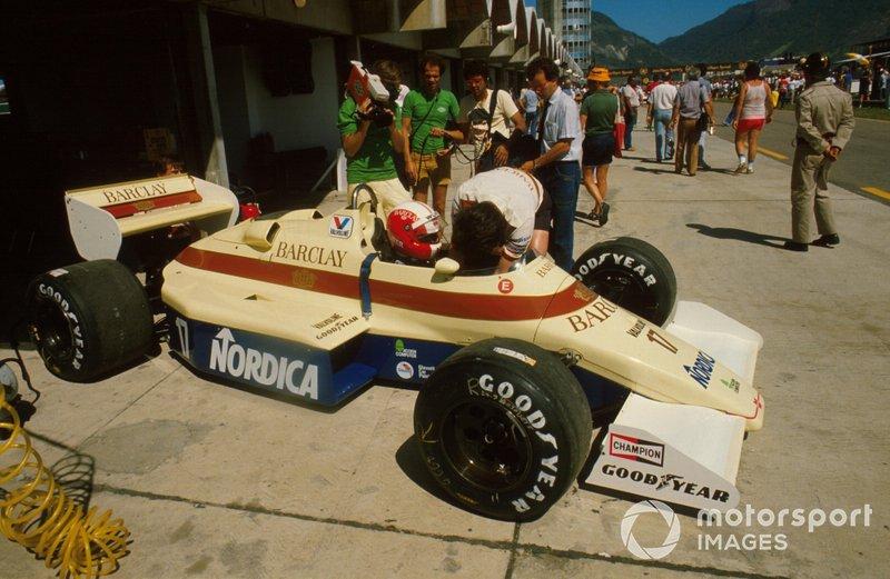 Marc Surer, Arrows A6, 7th