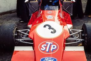 Ronnie Peterson's March 721G Ford