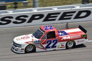 Austin Wayne Self, AM Racing, GO TEXAN/AM Technical Solutions Chevrolet Silverado