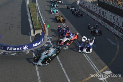 Formula E Race at Home Challenge : Manche 1