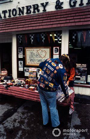 Merchandise-Verkauf