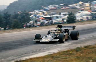 Reine Wisell, Lotus 72D Ford