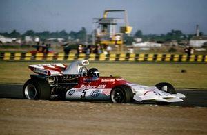 Peter Gethin, BRM P160B, GP d'Argentina del 1972