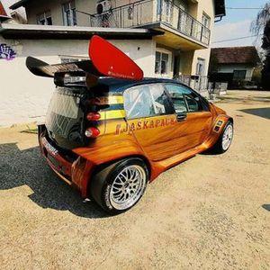 Niko Pulić, Smart Turbo Hillclimb