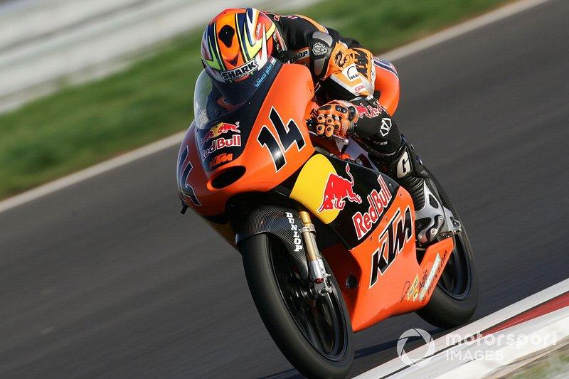 Gabor Talmacsi - 3 victorias con KTM