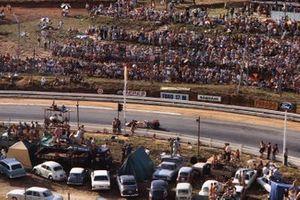 John Miles, Lotus 49C-Ford, GP del Sud Africa del 1970