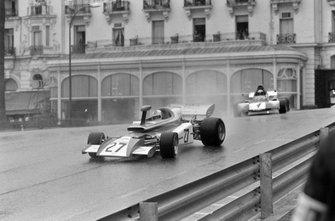 Rolf Stommelen, Eifelland 21, Niki Lauda, March 721X