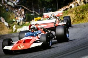 John Surtees, Surtees TS7 Ford, Chris Amon, March 701 Ford