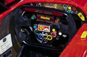 Volante del Ferrari F310Bs