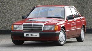 Mercedes-Benz 190 E Elecktro