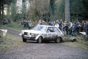 Henri Toivonen, Paul White, Talbot Sunbeam Lotus