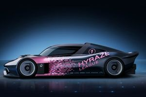 HYRAZE League car