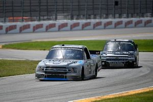 Johnny Sauter, ThorSport Racing, Ford F-150 Vivitar, Mike Skeen, NEMCO Motorsports, Ford F-150 D.A.B. Constructors Inc