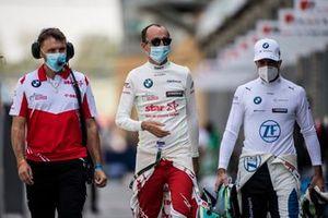 Robert Kubica, Orlen Team ART, Philipp Eng, BMW Team RBM