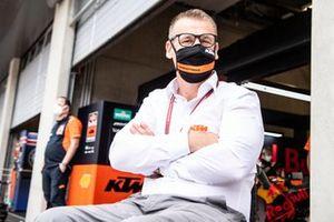 Спортивный директор KTM Пит Бирер
