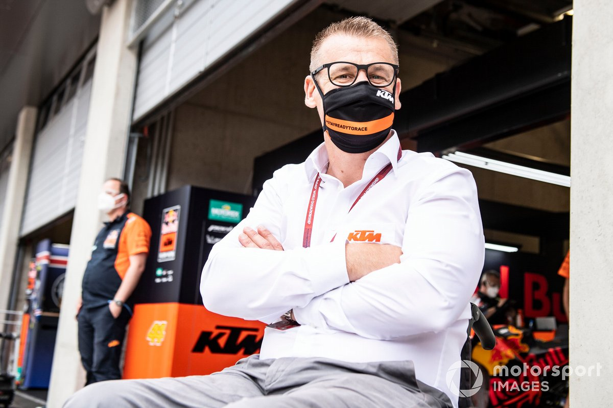 Pit Beirer, KTM Head of Sport