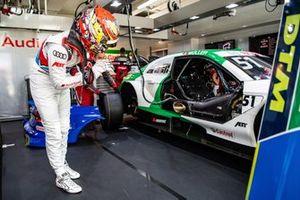 Robin Frijns, Audi Sport Team Abt Sportsline, Nico Müller, Audi Sport Team Abt Sportsline, Audi RS 5 DTM