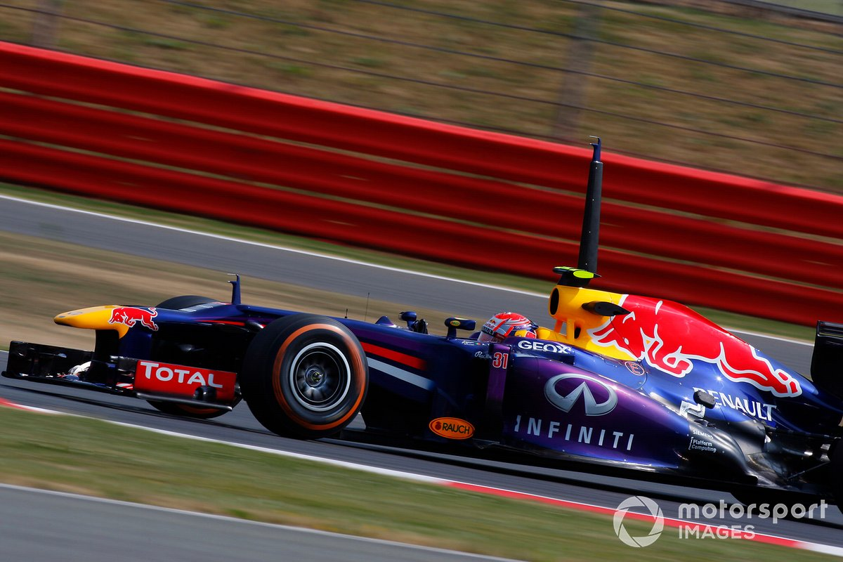 Antonio Felix da Costa, Red Bull RB9 Renault