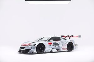 #16 MUGEN NSX-GT test version with