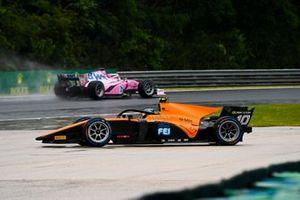 Guilherme Samaia, Campos Racing e Artem Markelov, HWA Racelab