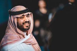 Zijne Koninklijke Hoogheid Prins Faisal bin Bandar Bin Sultan