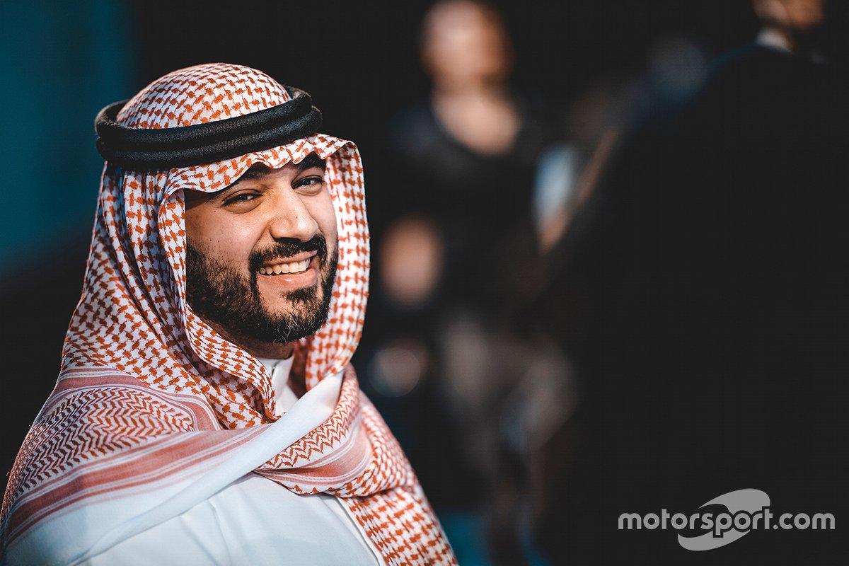 HRH Prince Faisal bin Bandar Bin Sultan