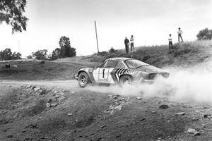 Bernard Darniche, Alpine-Renault A110
