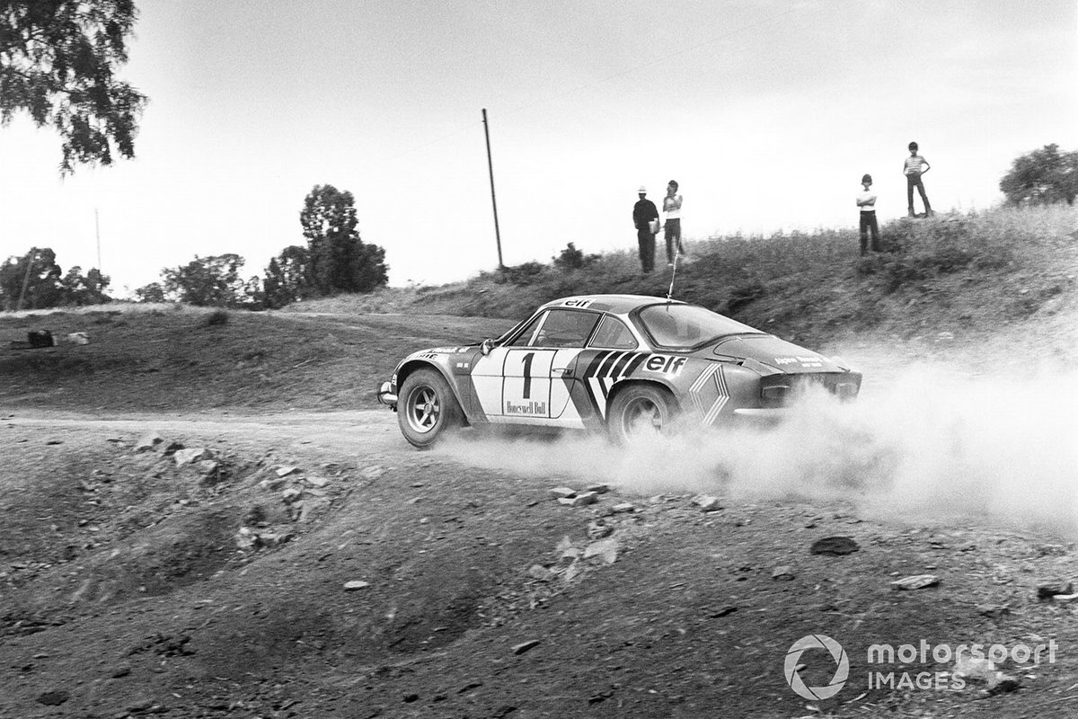 17. Rally de Portugal 1973: 69,68 km/h