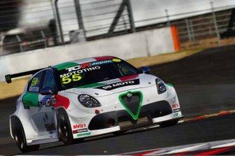 Mototino, 55Moto Racing with J'S Racing, Alfa Romeo Giulietta TCR