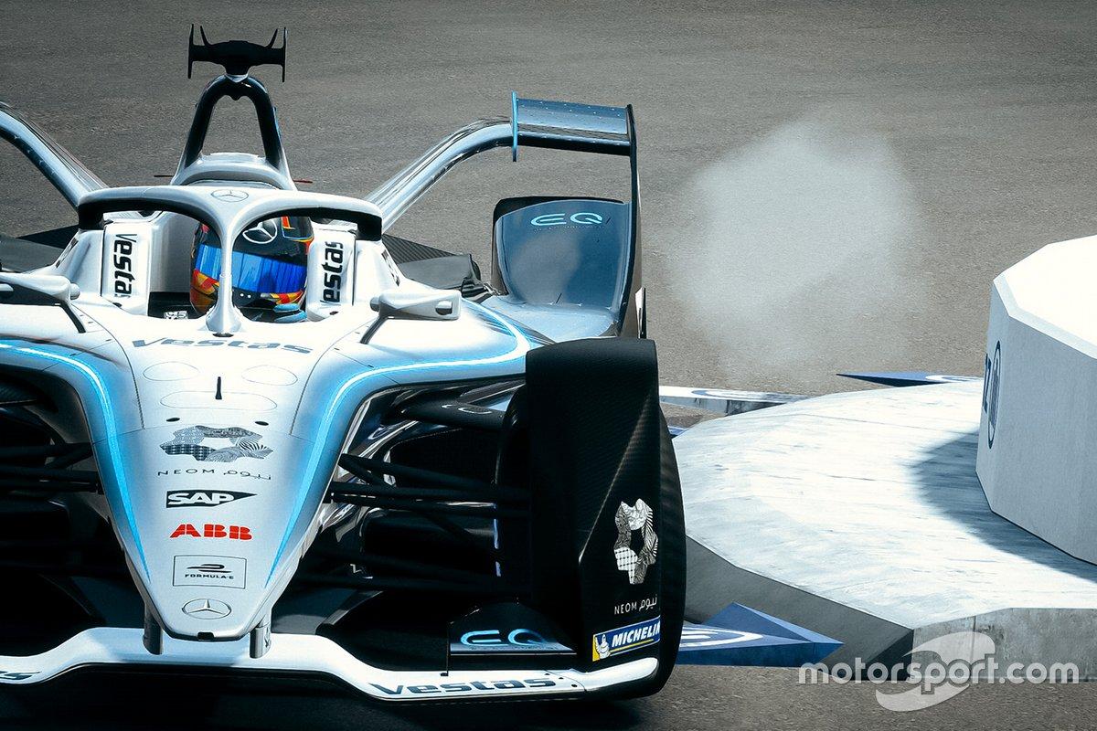 Стоффель Вандорн, Mercedes Benz EQ