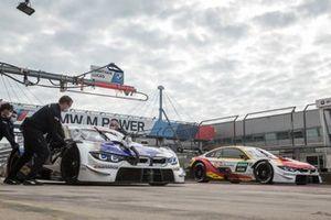 Philipp Eng, BMW Team RBM, BMW M4 DTM, Sheldon van der Linde, BMW Team RBM, BMW M4 DTM