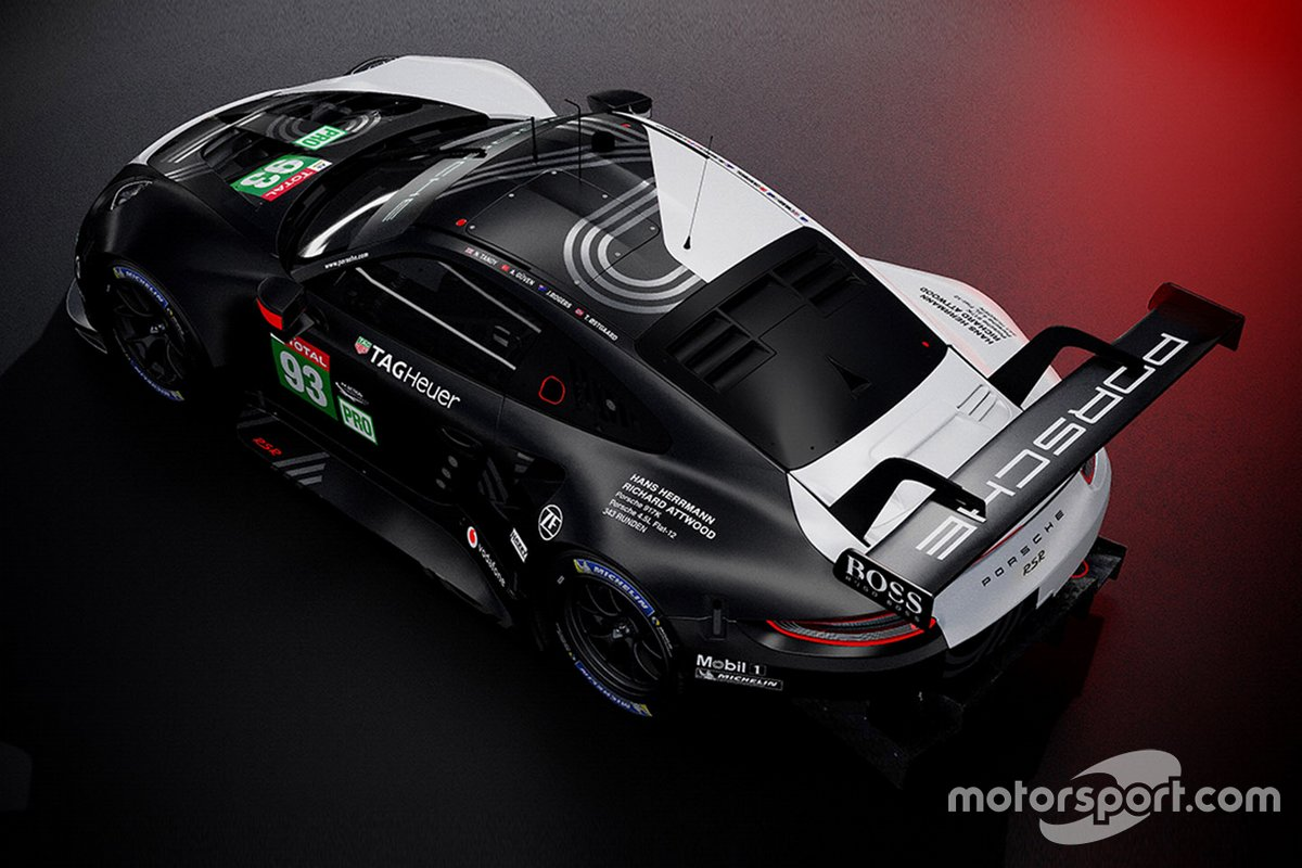 Porsche 911 RSR #93