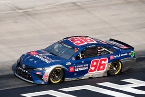 Daniel Suarez, Gaunt Brothers Racing, Toyota Camry Toyota Genuine Parts & Service