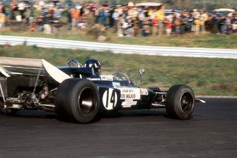Graham Hill, Rob Walker Racing, Lotus 72C