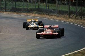 Clay Regazzoni, Ferrari 312B, Jack Brabham, Brabham BT33