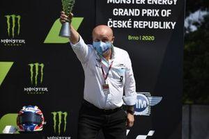 Leopard Racing trophy