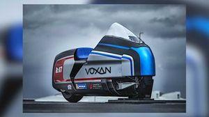 Voxan Wattman Land Speed Racer