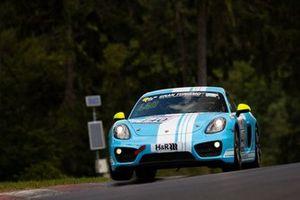 #440 Porsche Cayman: Leonard Öhme, Tim Scheerbarth