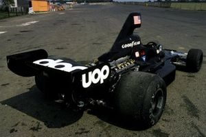 The Shadow DN7 of Jean-Pierre Jarier was unveiled at the British GP but not raced