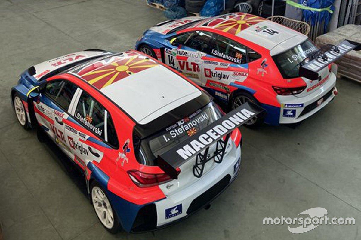 Igor Stefanovski, Hyundai i30 N TCR, Cupra TCR