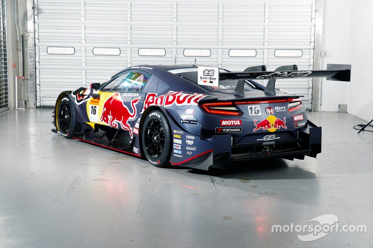 Honda NSX-GT, Team Mugen
