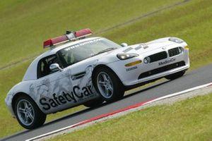 BMW Z8 safety car