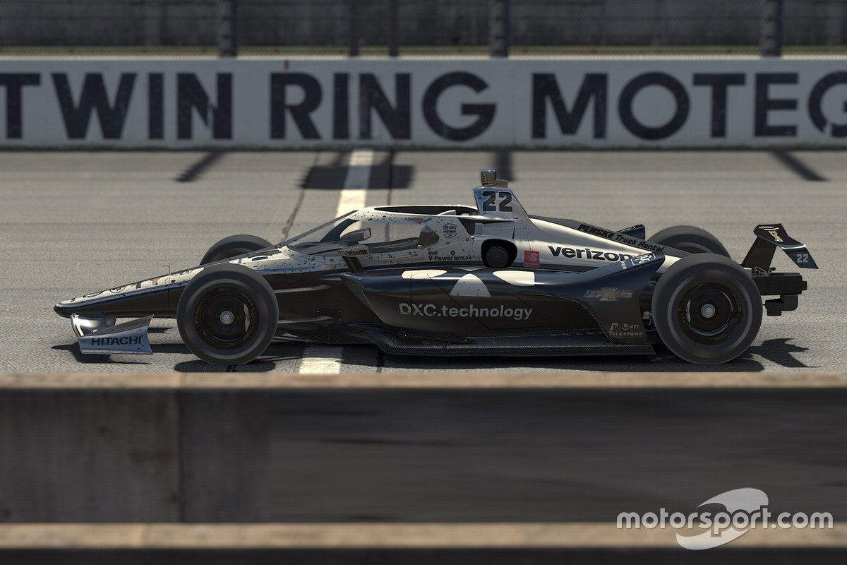 Simon Pagenaud, Team Penske