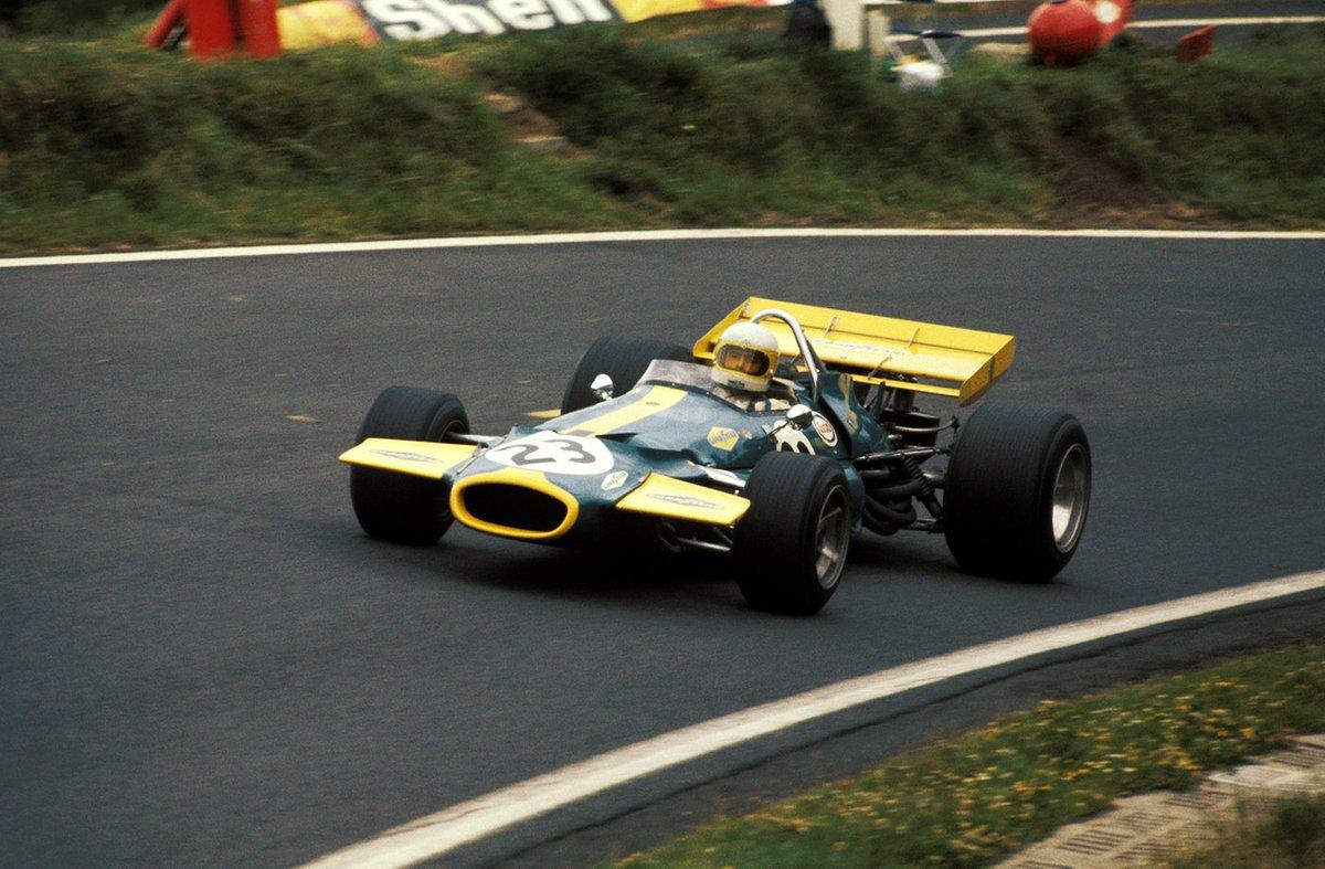 3. Jack Brabham, GP da Grã-Bretanha, 1970