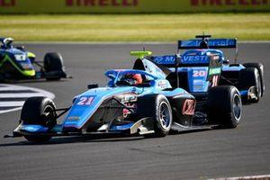 Federico Malvestiti, Jenzer Motorsportand Calan Williams, Jenzer Motorsport