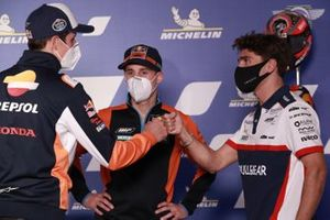 Alex Marquez, Repsol Honda Team Pol Espargaro, Red Bull KTM Factory Racing, Albert Arenas, Aspar Team