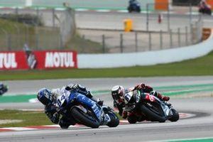 Corentin Perolari, GMT94 Yamaha, Manuel Gonzalez, Kawasaki ParkinGO Team
