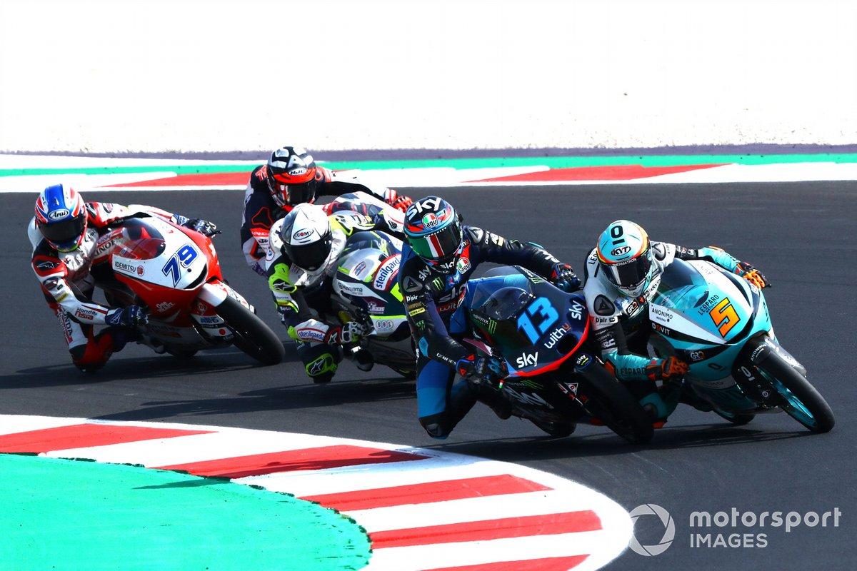 Celestino Vietti Ramus, Sky Racing Team VR46, Jaume Masia, Leopard Racing, Romano Fenati, Max Racing Team